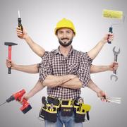 Услуги сантехника,  электрика,  сборка мебели